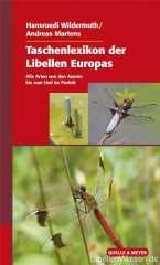 Quelle & Meyer Verlag - Taschenlexikon der Libellen Europas